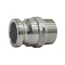 "Камлок ALU F-500 (алюминий, тип F, 5"" (125мм))"